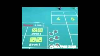 Craps – Table Layout