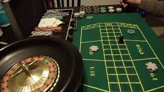 """Winning Roulette Strategy """"Playing 3 stacks Revised"""""""