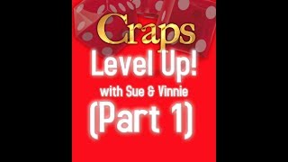 """LevelUp!"" Bonus Craps ATS Strategy and Betting video Including FAQ's"