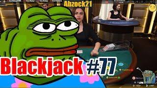 Hällöchen Blackjack Session #77