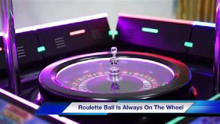 Hurricane Premium Roulette Machine
