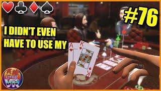 PokerStars VR 🃏 #76: A Good Day!