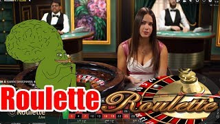 Roulette is MY GAME