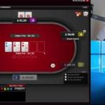Bovada 100NL 6max Texas Holdem Poker One Table, Only Action Hands