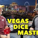 Craps Dealer Interview – Vegas Dice Master