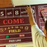 Vegas Craps Strategy, Hopping the Point