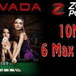 10NL Bovada Poker – Zone Poker EP 8 – Texas Holdem Poker Strategy – Cash Game