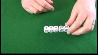 How to Play Poker Dice : Hand Rankings in Poker Dice