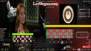 S01E14 Live Roulette Strategy Of Breaking Even! Roulette System For Online Gamblers! Gambling Tricks