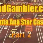 Real Craps Game at Santa Ana Star, Albuquerque New Mexico Part 2