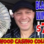 Hollywood Casino Columbus Blackjack Win $750 For Professional Gambler Christopher Mitchell.