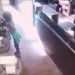 Woman throws poop at Tim Hortons staff