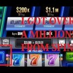 WSOP 2018 – Game – Get over a million chips with slot machine