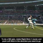 PES Dribbling – Marseille Roulette
