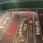 Craps Table Underlayment