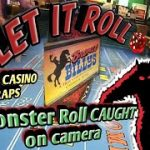 Craps Real Live Casino #2 – Long Craps Monster 40 Roll! From Bronco Billy's Hotel and Casino
