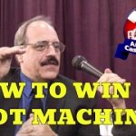 How to win on slot machines – Interview with slot machine expert Frank Legato