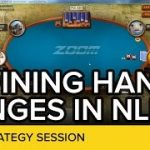Defining Hand Ranges in NLH | Online Poker Strategy Session