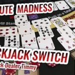 Blackjack Switch Madness – Live Blackjack Switch | Casino Blackjack Switch Let's Play #2