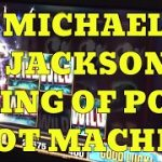 "Michael Jackson ""King of Pop"" Slot Machine From Bally Technologies – Slot Machine Sneak Peek Ep. 2"