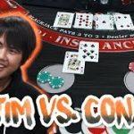 🔥 BLACKJACK BRAWL 🔥 Editor Vs. Wholesome Director #2 | Live Casino Blackjack