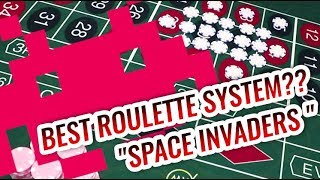 """Best Roulette System??? """"Space Invaders"""" Roulette System Review 