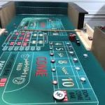 Craps betting $220 inside with $10/4 and $10/10