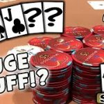 Getting Bluffed By a Subscriber! | Poker Vlog #11