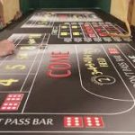 Craps Table Practice Session Hops Bet On The Seven's