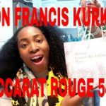Maison Francis Kurkdijan Baccarat Rouge 540 Review and Unboxing – Vlogmas Day 6