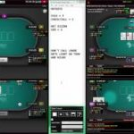 200NL Texas Holdem Poker Cash Game Ignition/Bovada 6-Max 2016