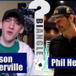 Jason Somerville vs.  Phil Hellmuth – POKER BIANGLE part 2