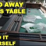 Fold Away Craps Table DO IT YOURSELF