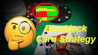 Learn Basic Blackjack Card Strategy