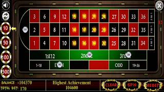 Roulette Betting Sequence of 18/24 – Best Winning Strategy to Roulette