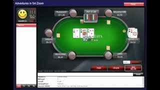 Learn Poker – Playing ZOOM on PokerStars