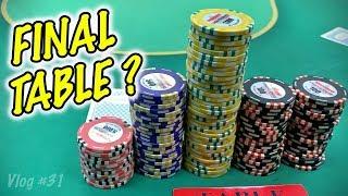 My First Poker Tournament   Poker Vlog #31
