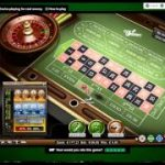 European Roulette – Quick spin and Martingale strategy for lots of money