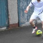 Football Tricks Tutorial Street Skill Ginga Roulette + variation HD MFootball Productions