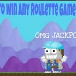 How to win any roulette game in Growtopia WORKS