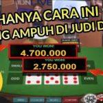"""Trik Cara Menang Main Judi Dadu Dice 6 Online  (Cara """"TERAMAN"""" 100%)"""