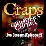 $61 Grinder's Choice Bonus Craps ATS Strategy and Betting video Including FAQ's