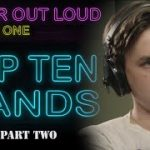 POKER OUT LOUD – TOP 10 HANDS – Season 1 – PART 2 | S4YTV POL | Solve For Why