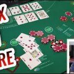 RAPID WINNING in High Card Flush – High Card Flush Poker Session