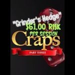 """""""Grinder's Hedge"""" Bonus Craps ATS Strategy and Betting video Including FAQ's (Part 3)"""