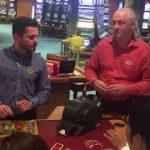 Casino Dealer (Blackjack) Demo on Princess Cruises