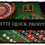 Roulette Quick profit Tricks