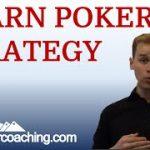 Learn Poker Strategy