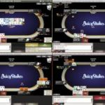 Cash Texas Holdem 50NL – Live Stream – 6 Max Online Cash Game Poker Strategy – pt 3