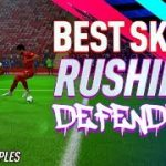 BEST SKILL MOVE TO BEAT RUSHING DEFENDER – Fifa 19 Roulette Tutorial